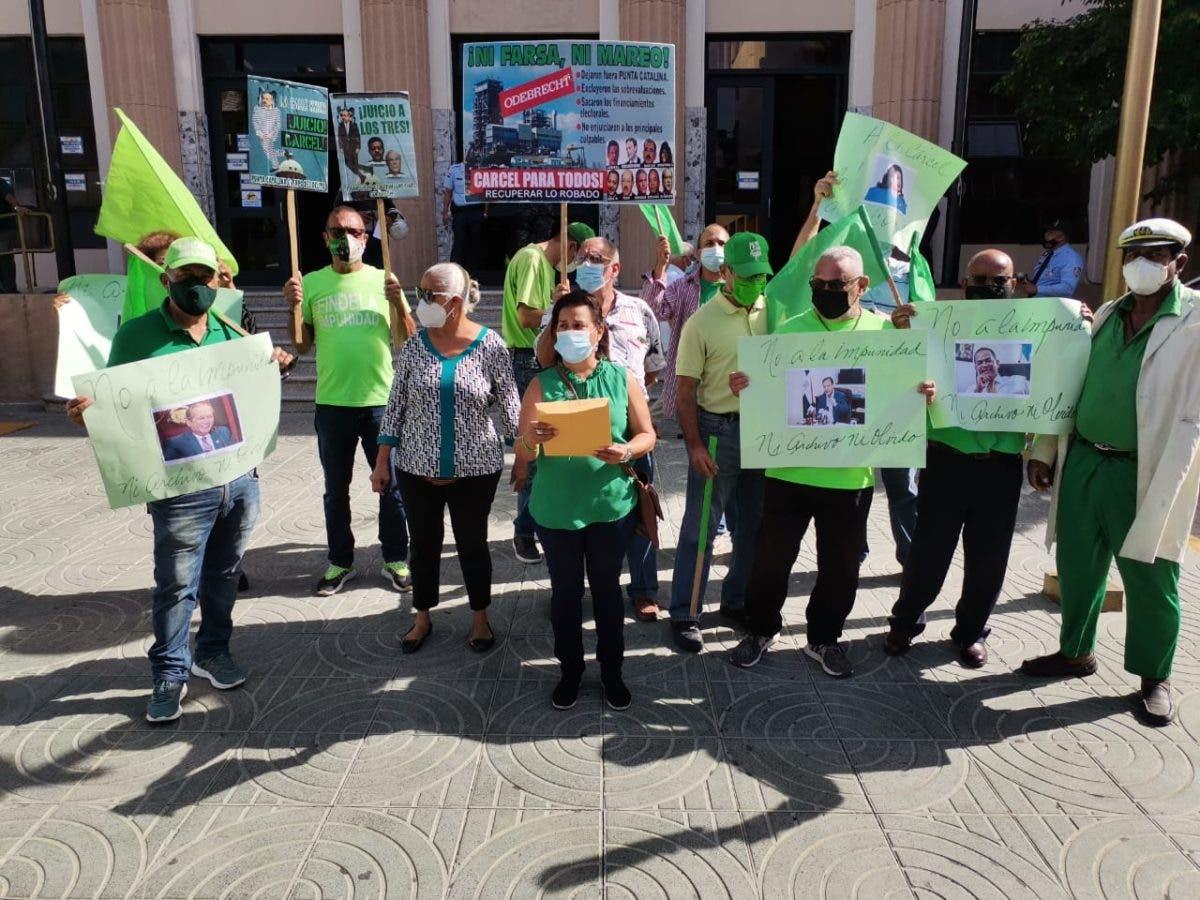 Marcha Verde demanda reapertura expedientes archivados en caso Odebrecht