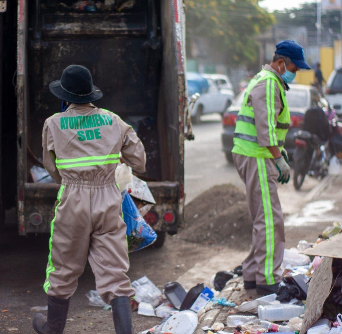 Ayuntamiento SDE asume control de recogida de basura por incumplimiento de empresas