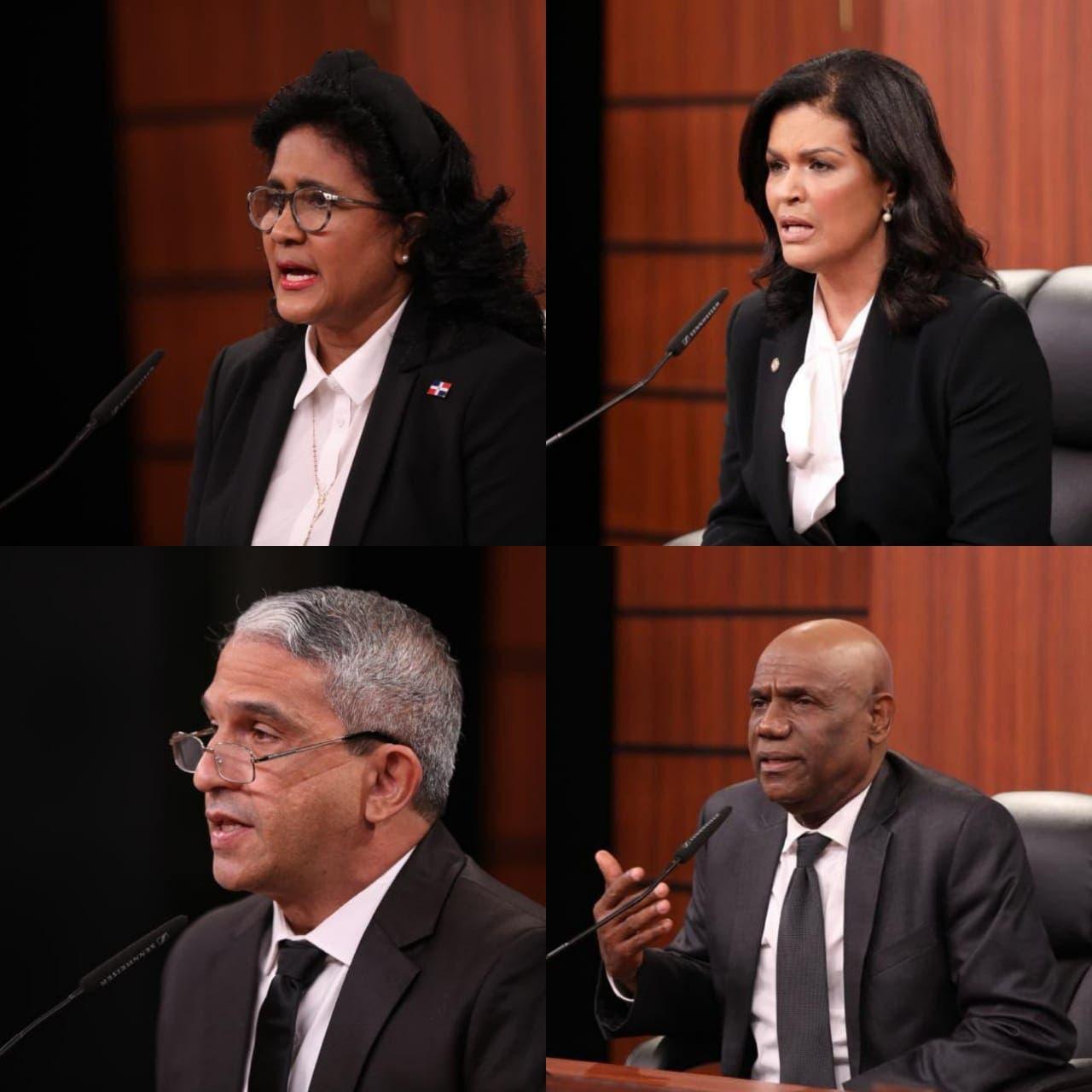 Conozca los nuevos jueces elegidos por el CNM para ser parte del TC