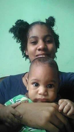 Reportan desparecidos a joven y su bebé de seis meses