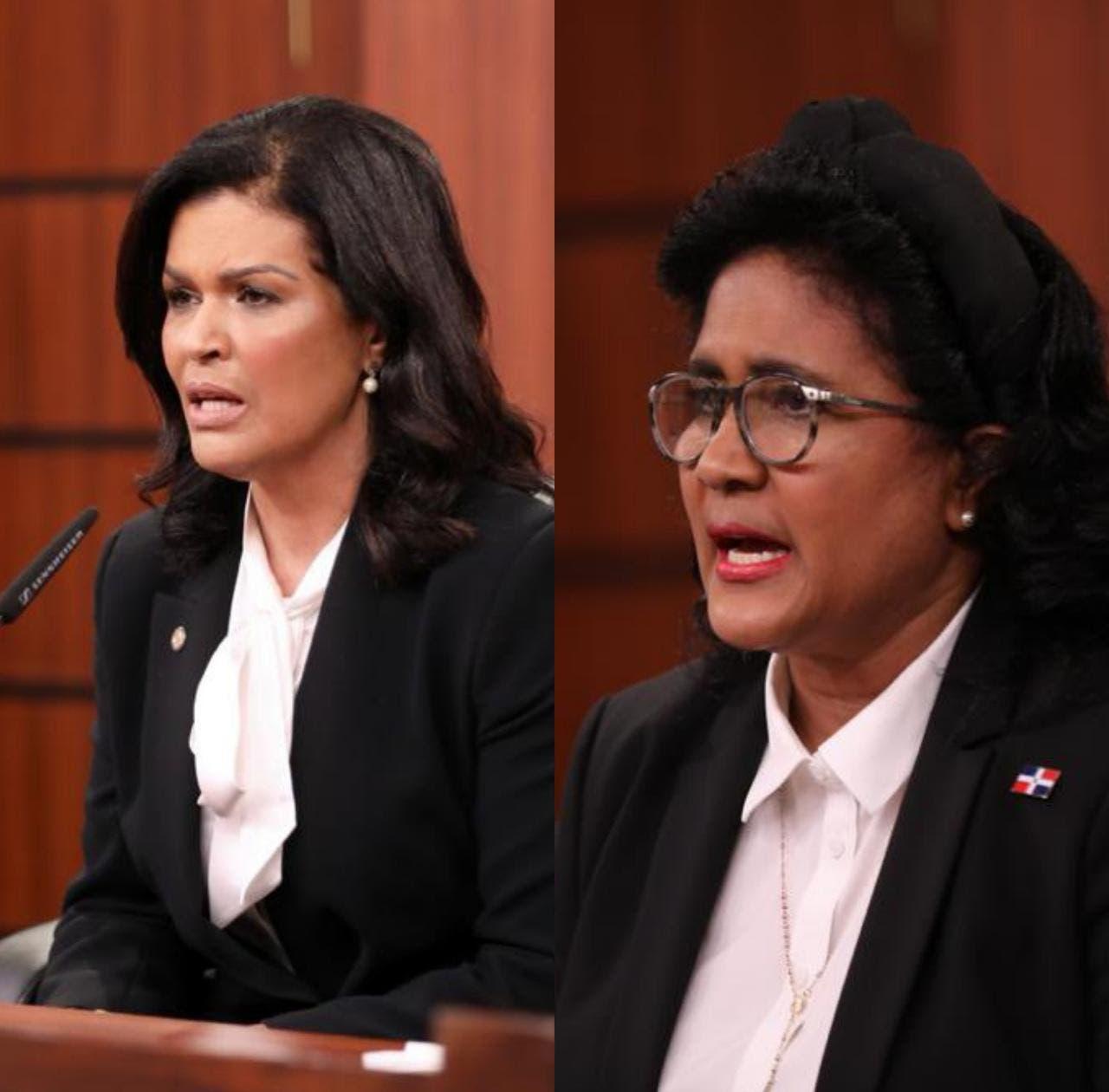 María del Carmen Santana y Eunisis Vásquez nuevas juezas del TC