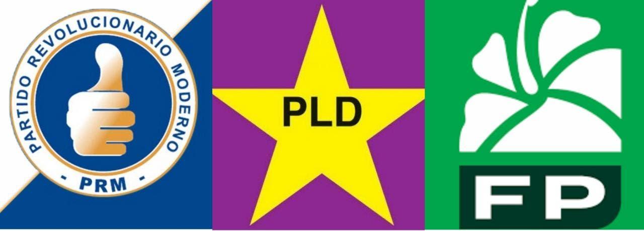PRM ocupará casilla uno en boleta electoral del 2024; PLD y FP quedan de segundo y tercero