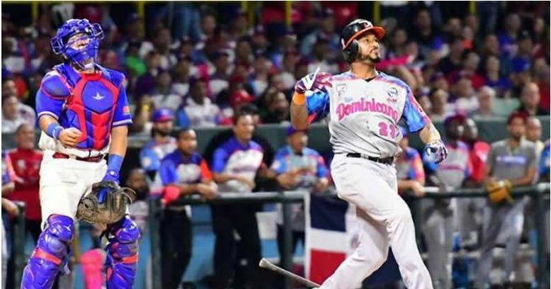 República Dominicana retará a Puerto Rico en lo mejor del inicio de la Serie del Caribe