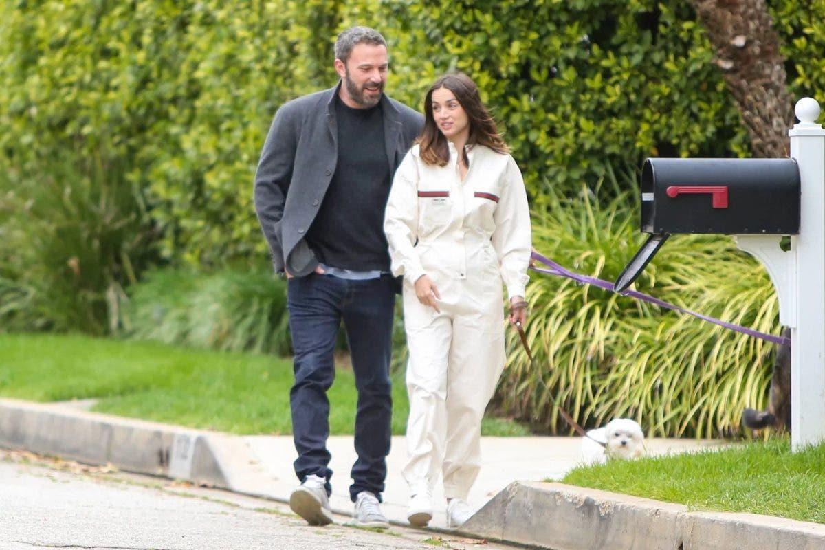 Ben Affleck y Ana de Armas terminan su relación