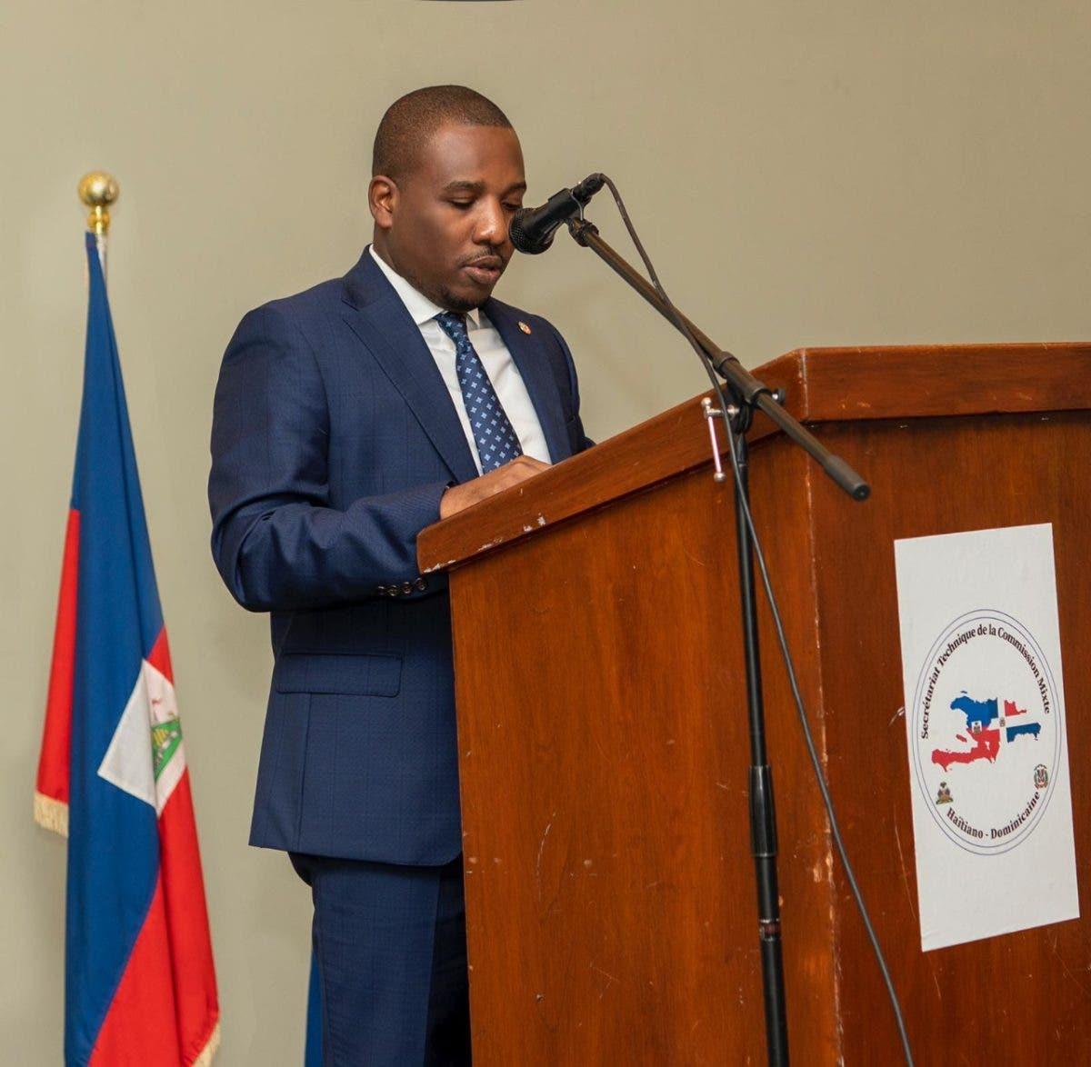 Canciller de Haití: migración y comercio son temas primordiales en las relaciones con RD