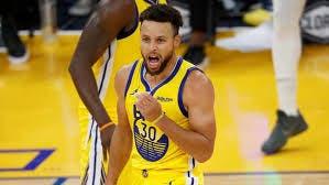 Curry lidera ataque de Warriors en noveno triunfo ante Pistons