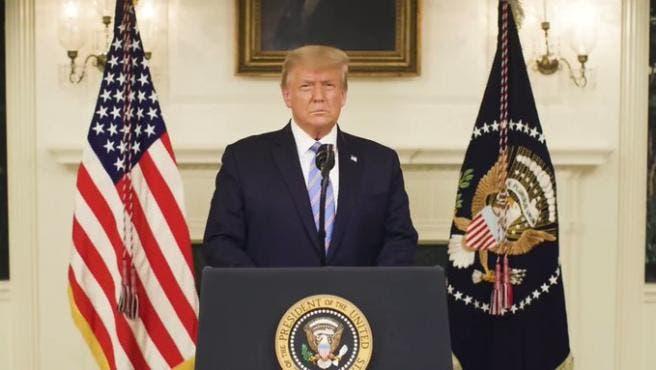 Donald Trump no asistirá a la juramentación de Biden