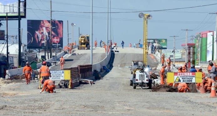 El Gran Santo Domingo solo tendrá un 30% de las obras e inversiones del Gobierno