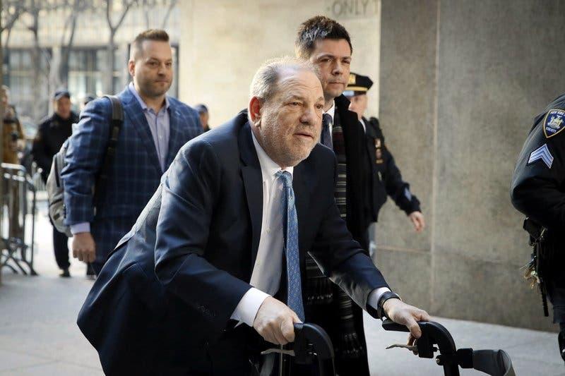 Juez aprueba plan de bancarrota de Weinstein