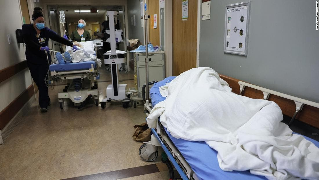 EEUU supera las 400,000 muertes por Covid-19