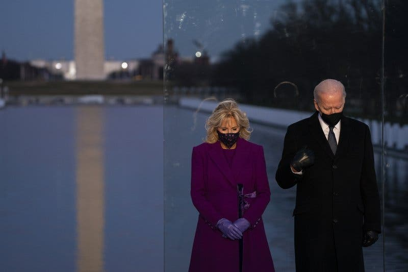 Día 1: Joe Biden revocará políticas de Donal Trump en clima y virus