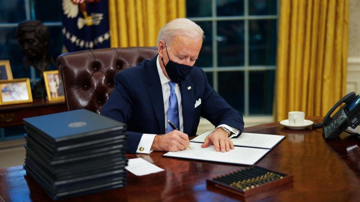 Biden suspende las deportaciones durante 100 días