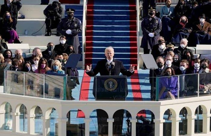 Biden abre una nueva era en Estados Unidos tras cuatro años de Trump