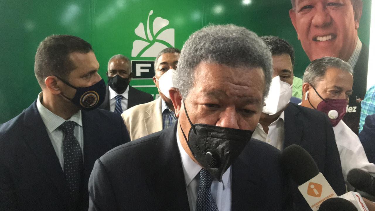 Leonel Fernández propone pacto entre las fuerza políticas para enfrentar crisis COVID-19