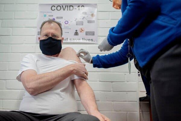 Prohíben la importación a Irán de vacunas de EEUU y del Reino Unido