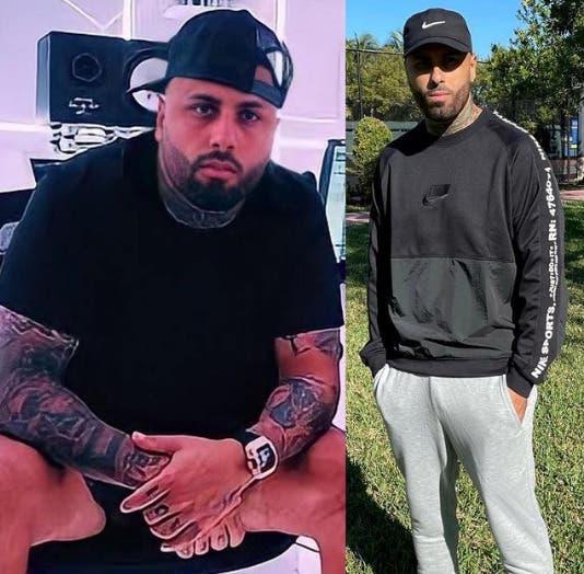 Nicky Jam revela perdió 22 kilos de peso