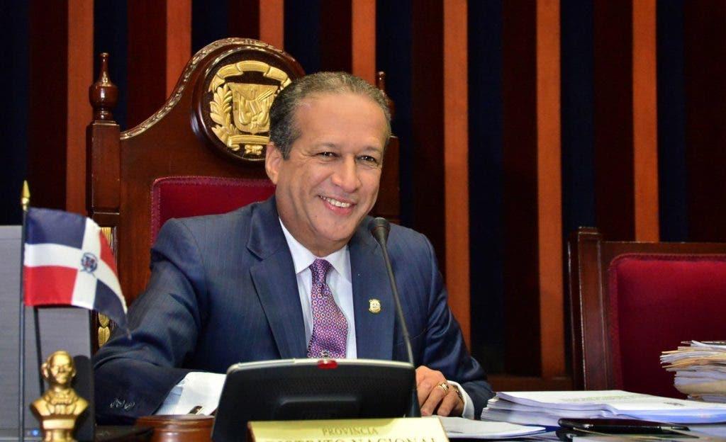 Reinaldo Pared felicita escogencia  de los nuevos jueces del TC