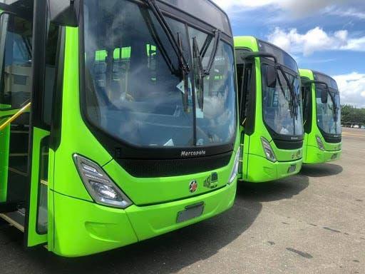 OMSA reajusta su nuevo horario de servicios de transporte