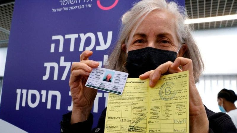 Vacuna del COVID-19: Israel, el país más avanzado en la inmunización de su población