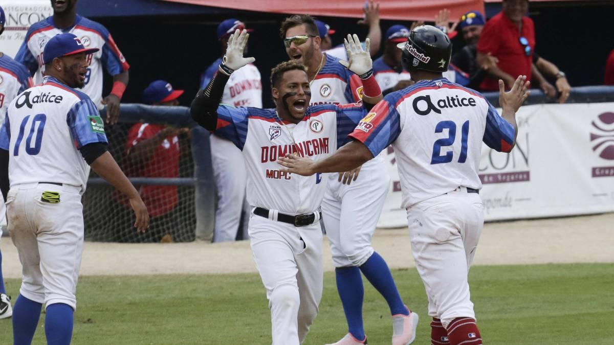 República Dominicana derrota a Panamá y pasa a la final