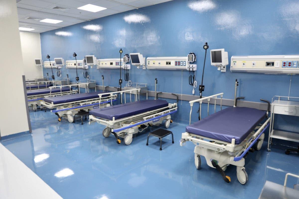 ADARS seguirá cubriendo 100 % de las hospitalizaciones por COVID