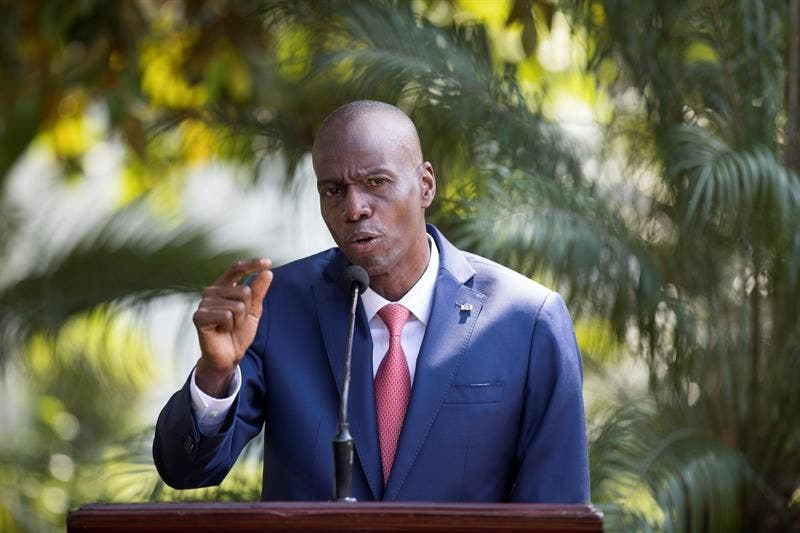 """""""Presidente"""" de la oposición haitiana propone reformas antes de elecciones"""