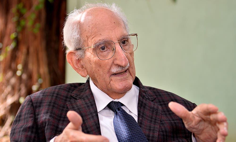 Muere a 90 años el laureado escritor Manuel Salvador Gautier
