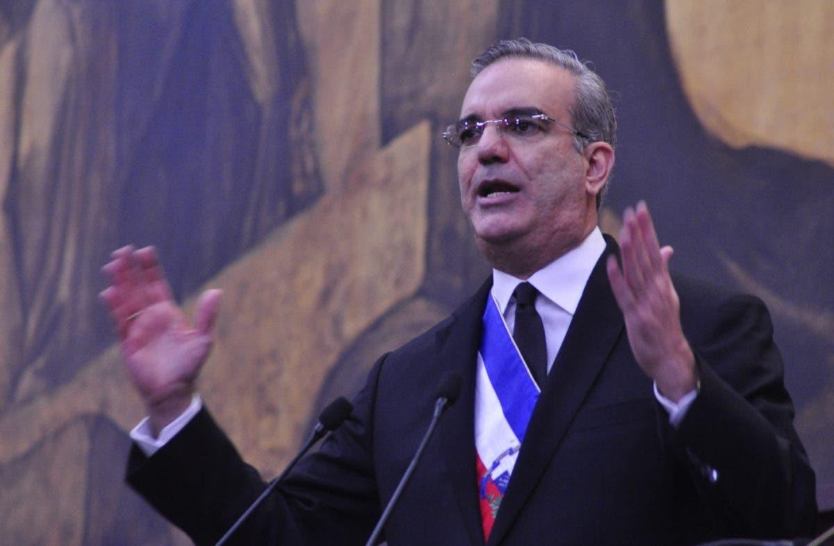 Expectativas discurso Luis Abinader gira en torno a reforma fiscal y aumento productos básicos