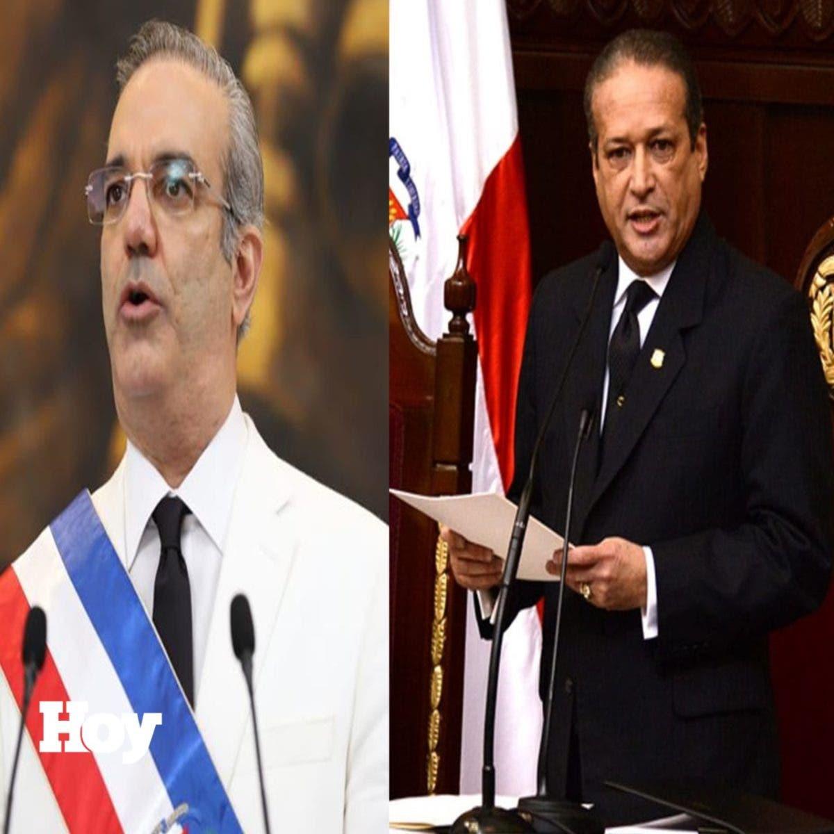 La razón por la que Reinaldo Pared Pérez dice Abinader no rendirá cuentas este 27 de febrero