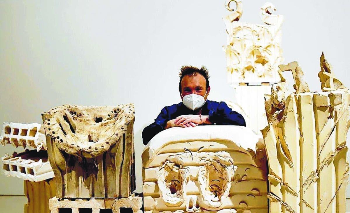 """Miquel Barceló """"Metamorfosis"""" en el Museo Picasso de Málaga"""