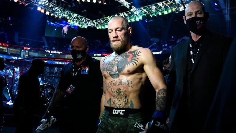 McGregor explica terrible error que cometió en derrota con Poirier y da detalles de lesión