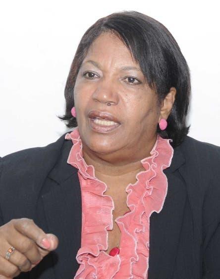 Dan el alta a Mercedes Castillo, presidenta del CDP