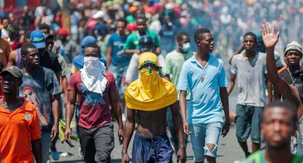 Manifestación en Haití deja al menos un muerto y un herido