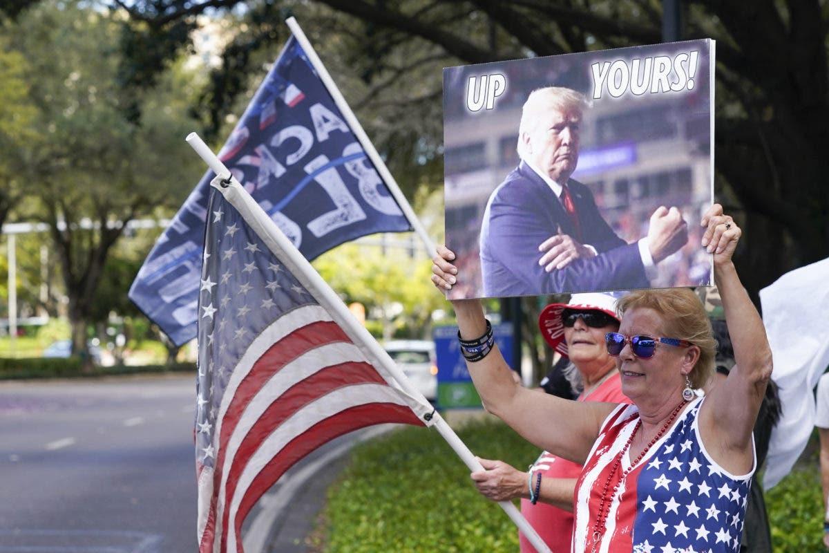 Donald Trump vuelve a la política con discurso en foro conservador