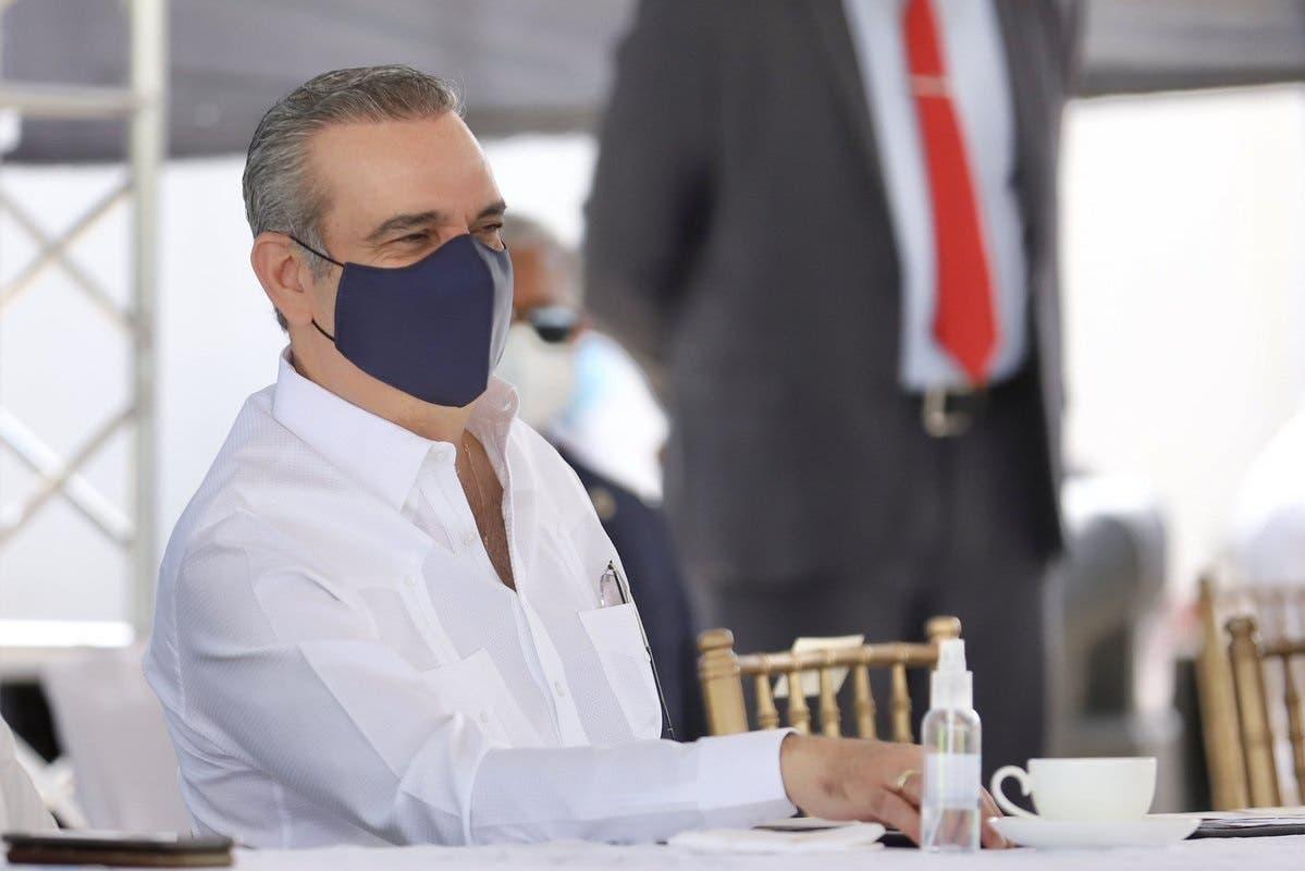 Luis Abinader revela destino de su salario como presidente