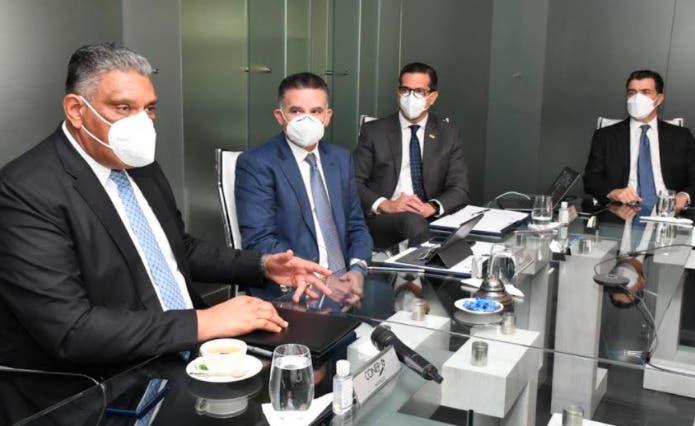 Empresarios saludan iniciativa de consenso impulsa Interior y Policía