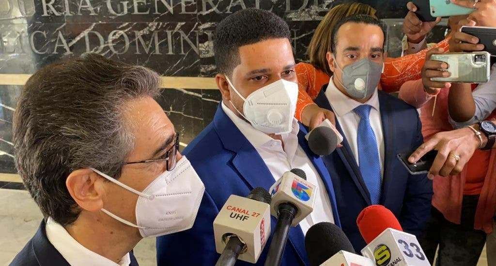 Procuraduría interroga a pareja de Kimberly Taveras e hijo de Josefa Castillo