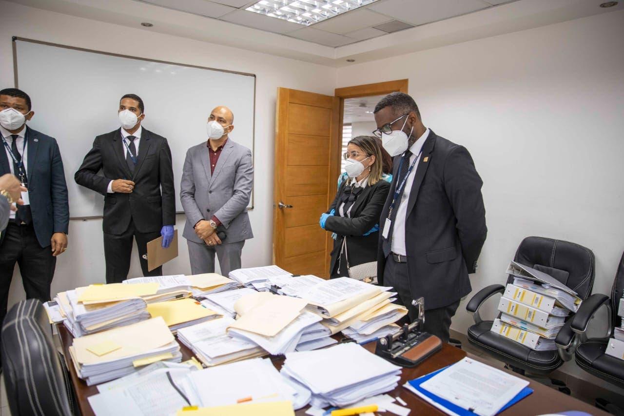 FOTOS y VIDEOS: Lo que tienes que saber sobre «Operación Caracol» en Cámara de Cuentas