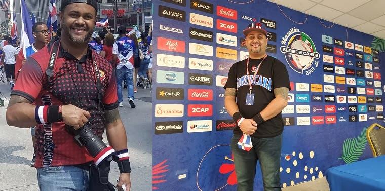 Dominicano se destaca cubriendo la Serie del Caribe en México