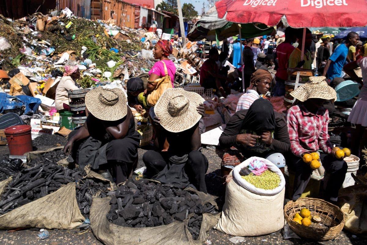 Mercado binacional de Dajabón sigue su ritmo, pero las ventas están lentas