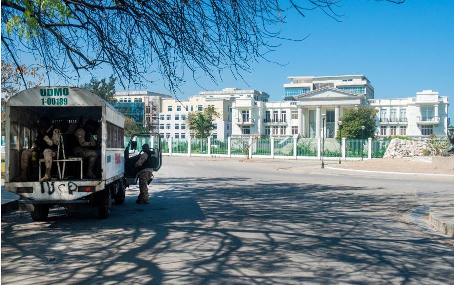 Crisis en Haití:  Ejército manifiesta su apoyo al presidente Jovenel Moise