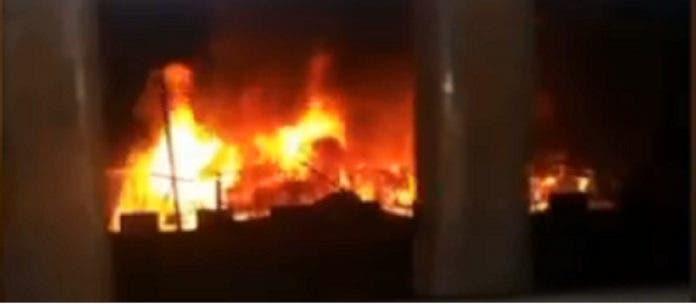 Un cortocircuito fue la causa del incendio en cárcel de La Victoria