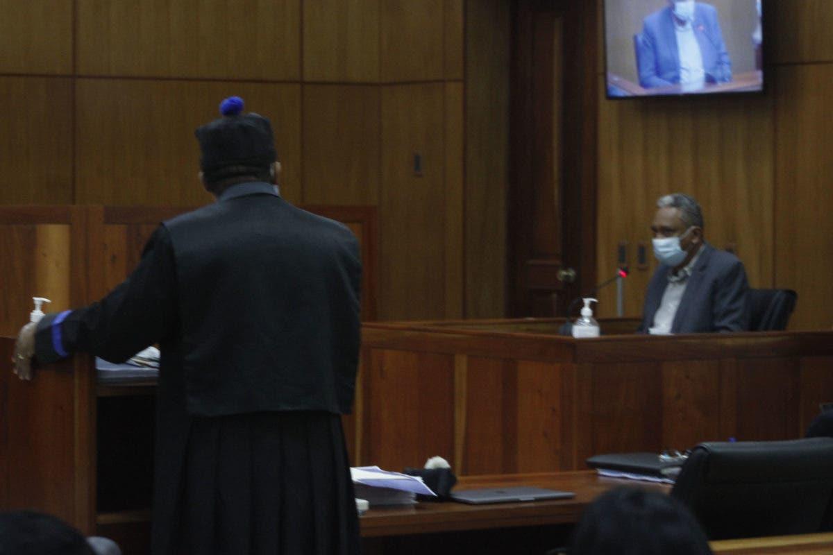 Juicio Odebrecht: Procuraduría dice declaraciones juradas de imputados fueron incorporadas