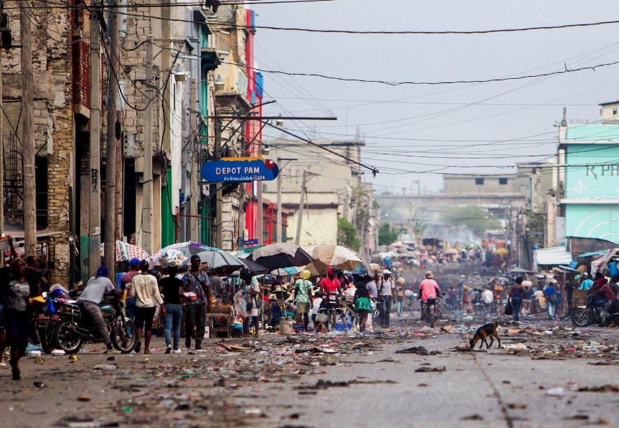 Obispos dan la espalda al Jovenel Moise en medio de huelga general en Haití