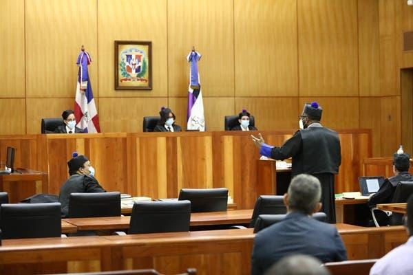 Tribunal rechaza informe sobre declaración jurada de bienes