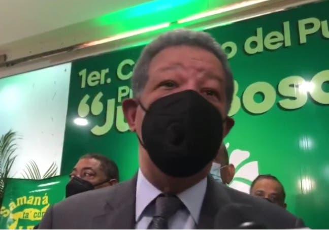 Leonel Fernández ratifica oposición a que se toque Fondos de Pensiones
