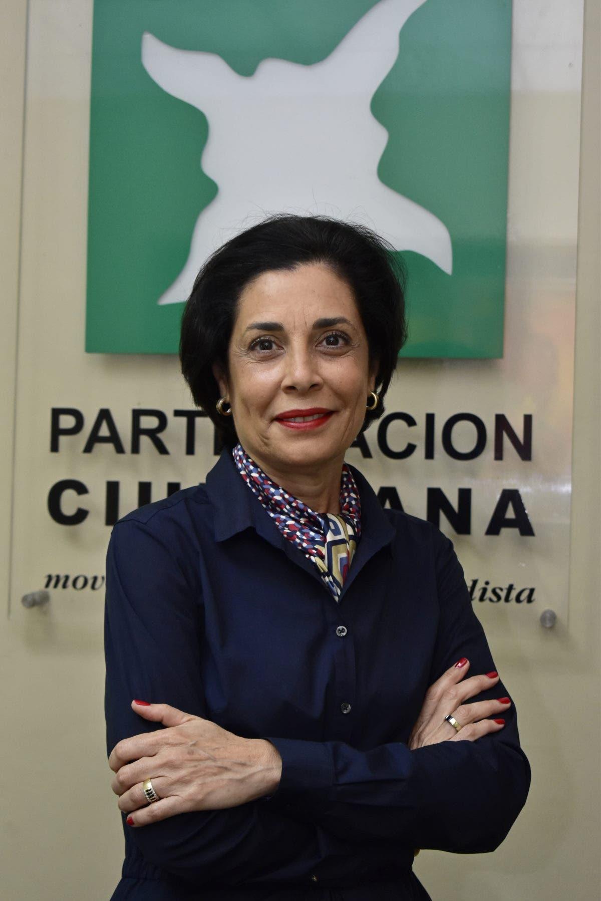 Mariel Fiat es la nueva directora ejecutiva de Participación Ciudadana
