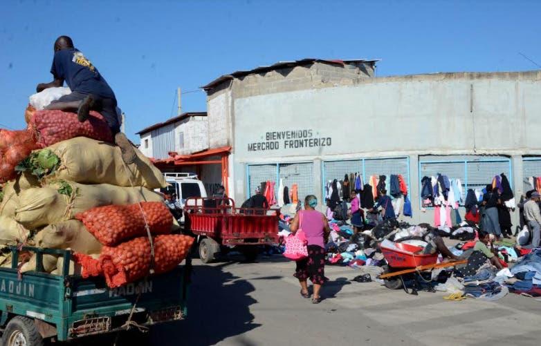 Mercado binacional de Dajabón se desarrolla normal pese a protestas en Haití