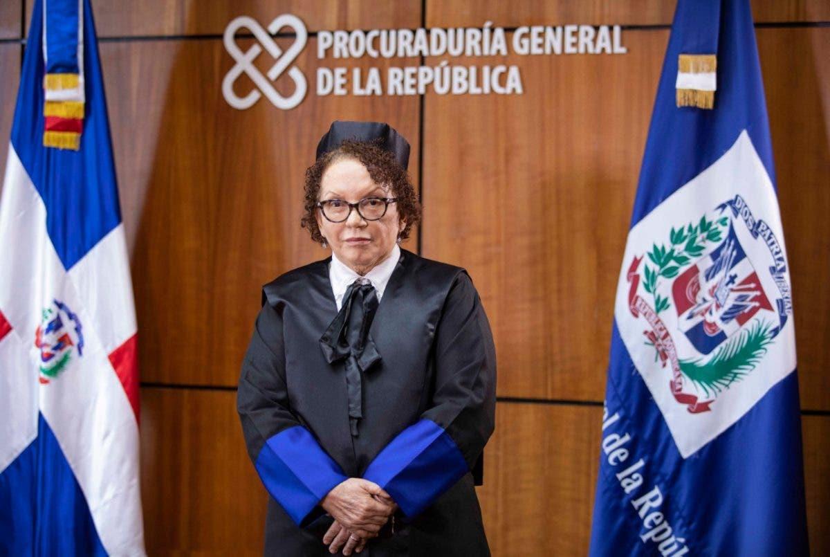 ¿Por qué Miriam Germán no participará en ningún proceso que involucre a Jean Alain?