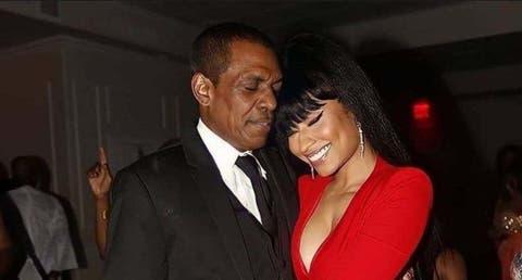 Muere padre de la cantante Nicki Minaj